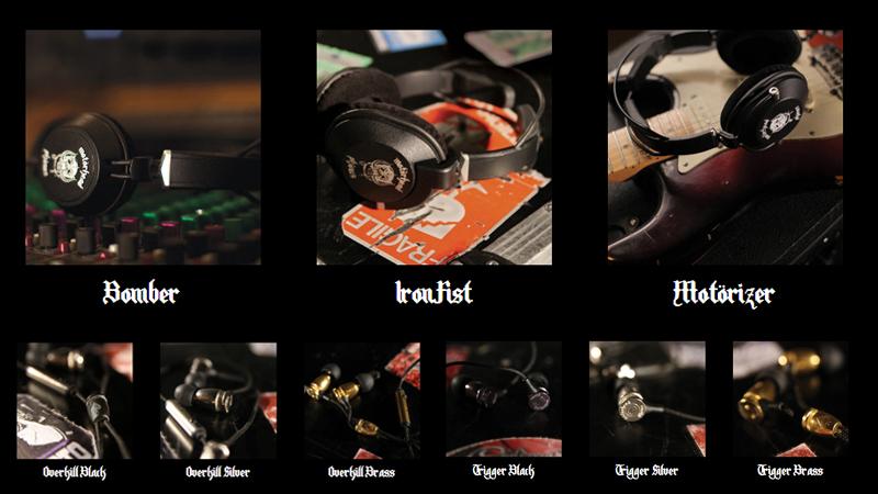 Motorheadphones Headphones