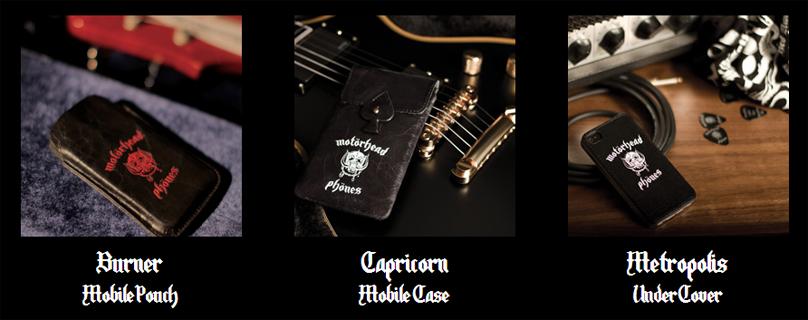 Motorheadphones Mobile Cases