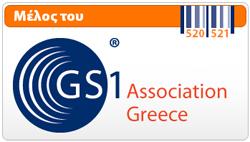 Nortonline Member of GS1 Association Greece