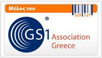 Member of GS1 Association Greece