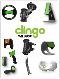 Clingo Accessories 210x275