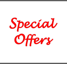 Special Offer 210x170
