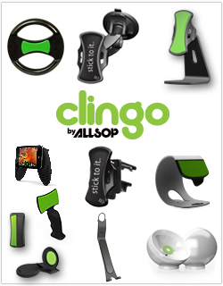 Clingo Accessories 250x320
