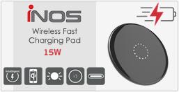 Wireless Fast Charging Pad inos 258x133