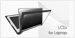 Laptop LCDS 258x133